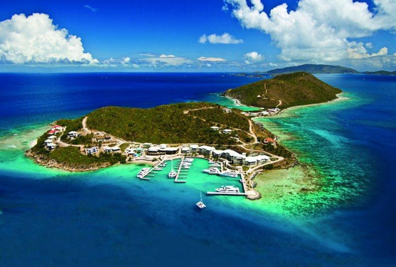 Scrub Island British Virgin Islands  BVI Holidays
