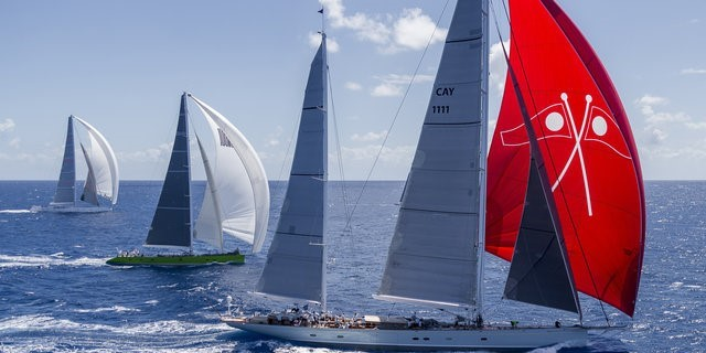 The fleet experienced perfect conditions throughout the regatta creating some nerve shreddingly close results