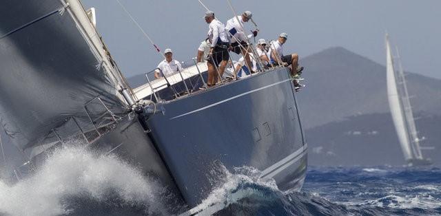 The 34m Baltic Nilaya won the Boat International Media Trophy 2016