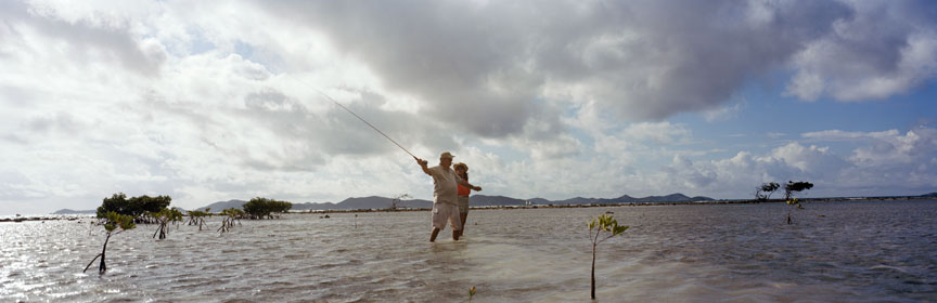Fly Fishing in the BVI