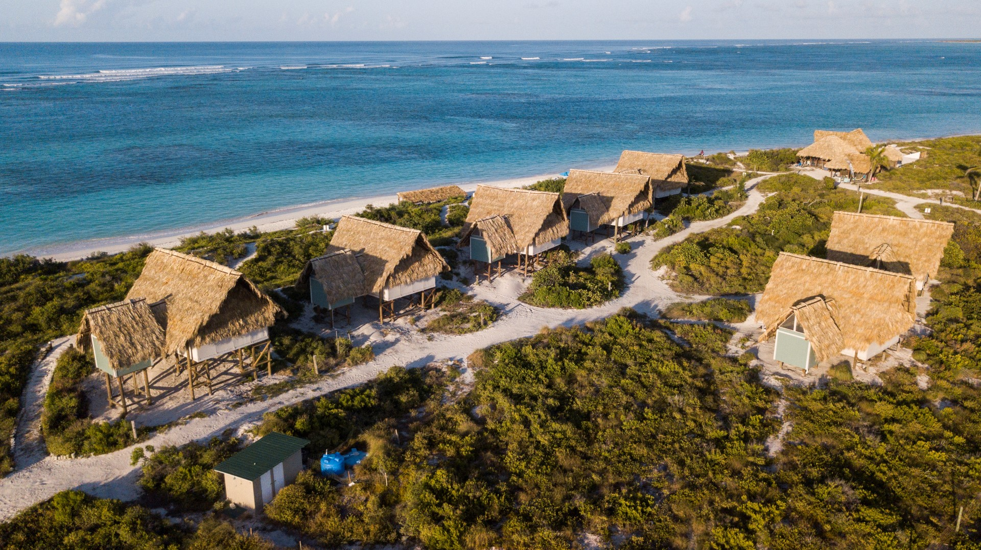 Palapas Retreats, Anegada Beach Club, BVI