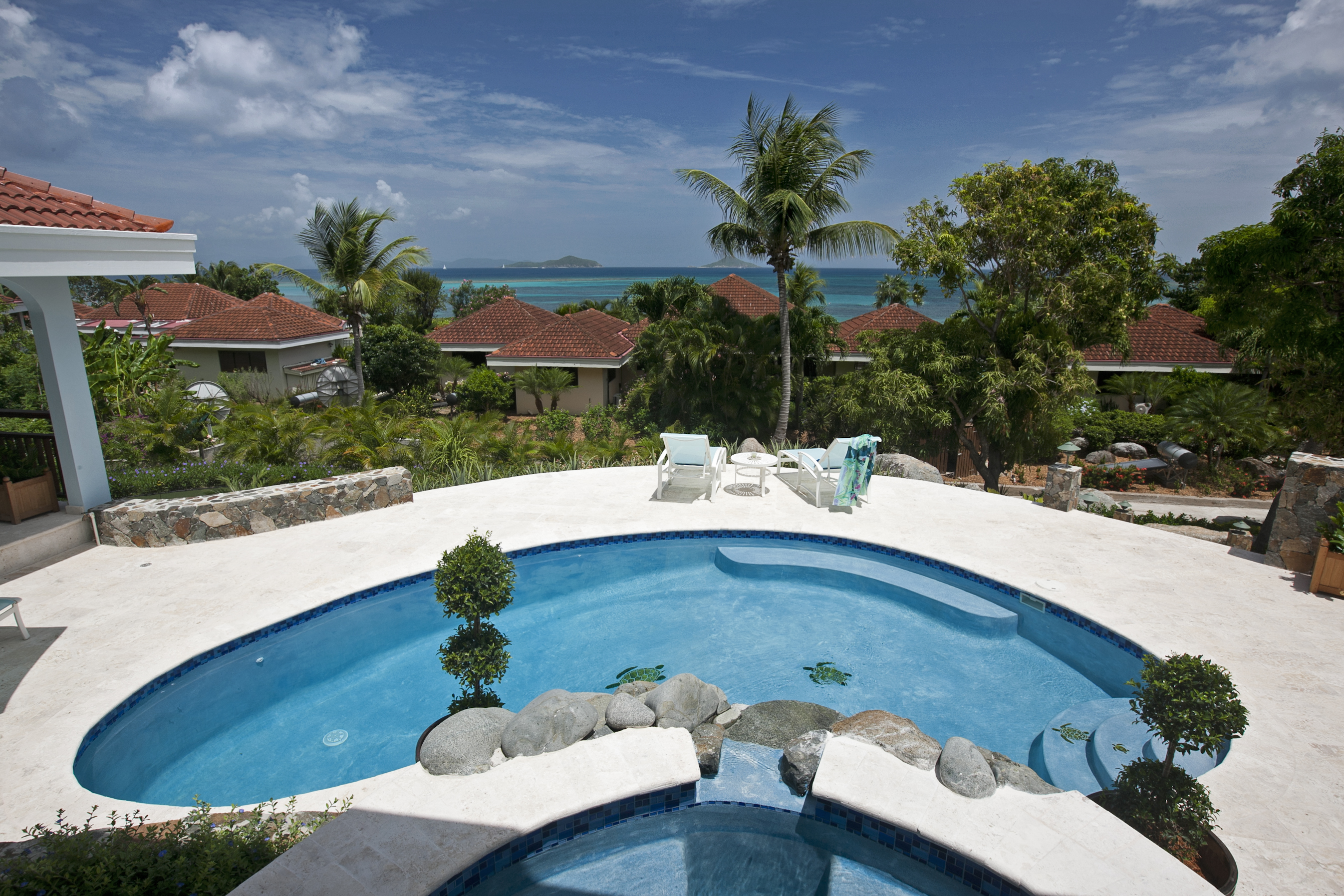 Blue Lagoon Villa, Virgin Gorda, BVI